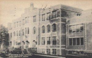 NEW BRITAIN , Connecticut, 1946; New Britain High School