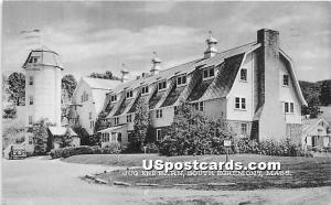 Jug End Barn South Egremont MA 1949
