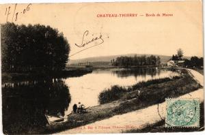CPA  Chateau-Thierry - Bords de Marne   (202479)