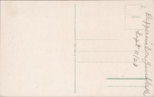 Rapperswil Jona Switzerland c1928 Postcard E40
