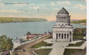 New York City Grant's Tomb 1913 Curteich