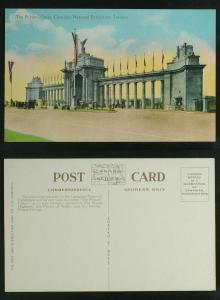 The Princes' Gates Canadian National Exhibition c1927 EX