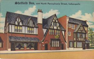 Sheffield Inn, INDIANAPOLIS, Indiana, 1930-1940s