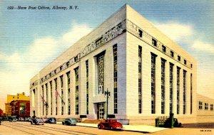 NY - Albany. New Post Office