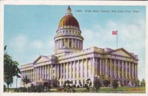 State Capitol Building Salt Lake City Utah