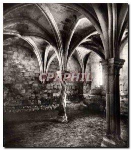 Modern Postcard La Roque d'Antheron Silvacane Abbey's Chapter House