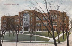 High School Beloit Wisconsin 1909