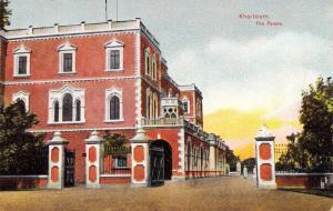 Vintage Sudan Postcard, Khartoum, The Palace V19