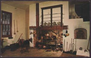 Family Kitchen,Mount Vernon,VA Postcard BIN