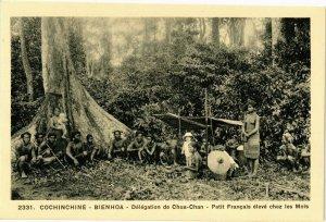 VIETNAM INDOCHINE - Cochinchine - Bienhoa - Délégation de Chua-Chan (190137)