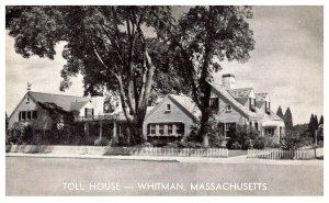 Massachusetts  Whitman , Toll House
