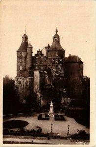 CPA Doubs Montbéliard Le Chateau XIV siécle (982124)