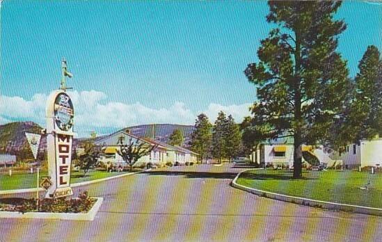 Canada British Columbia Penticton 97 Motel