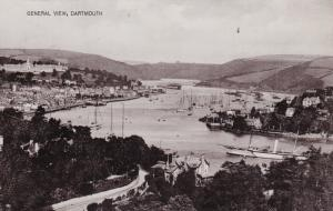 DARTMOUTH, Devon, England, United Kingdom, 1900-10s; General View