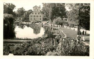 IN - Burlington. Star Roller Mills, Michigan Rd., 1930-39   *RPPC
