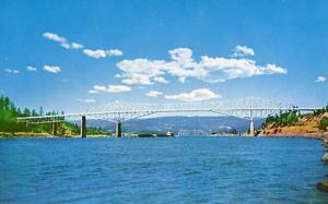 OR - Columbia River, The Bridge of the Gods