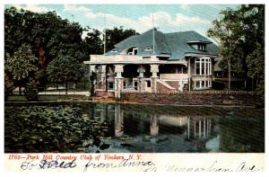 New York  Yonkers , Park Hill Country Club