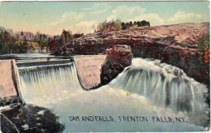 Dam & Falls, Trenton Falls NY