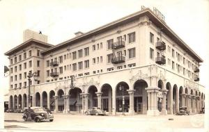El Centro California Hotel Barbara Worth Frasher Photo Antique Postcard K46109