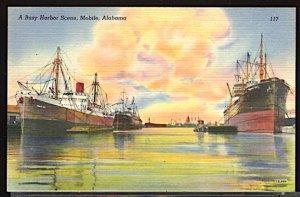 Mobile Alabama Harbor