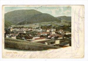Trencsen Teplicz, Slovakia, PU-1902