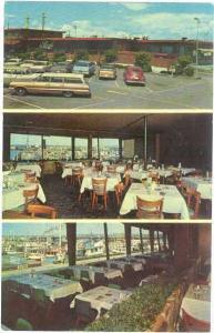 The Wharf Dining Fisherman Terminal Seattle Washington WA