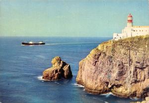 Postcard Lighthouse, Farol do Cabo de S. Vicente, Sagres, Portugal #253