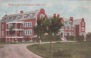 New York Utica Home Of The Good Shepherd 1910
