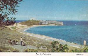 Bermuda Fort St Catherine 1959