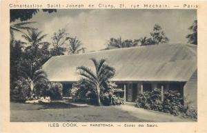 Cook Islands RAROTONGA missionary school