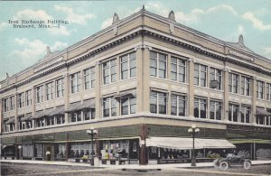BRAINERD , Minnesota , 1900-10s ;  Iron Exchange Building