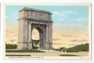 Valley Forge PA National Memorial Arch Curteich