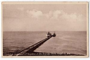SS St Laurent & SS Gaspesia, Ste Anne des Monts, Gaspe Co