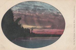 BEMIDJI, Minnesota, 1900-10s; Grand Park Bay, Lake Bemidji