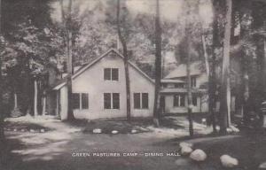 Michigan Grand Rapids Green Pastures CAmp Dining Hall Artvue