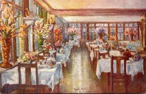 California Santa Maria The Santa Maria Inn Dining Room
