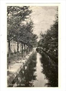 RP  DELFT , Netherlands, 40-50s    Oude