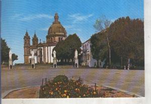 Postal 014152: Iglesia de Samiero en Braga, Portugal