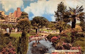 Central Gardens Bournemouth United Kingdom, Great Britain, England 1963