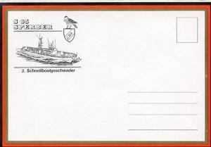 S65 Sperber, Schnellbootgeschwader - German Marine Boat 1976-2005