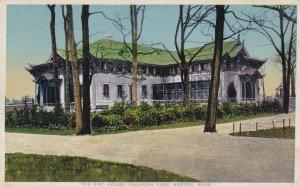 BOSTON, Massachusetts, 1900-1910's; The Bird House, Franklin Park