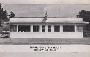 Tennessee Rogersville Tennessean Steak House Restaurant Dexter Press