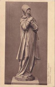 German National Museum, Nurnberger Madonna, Nürnberg, Bavaria, Germany, 1900...