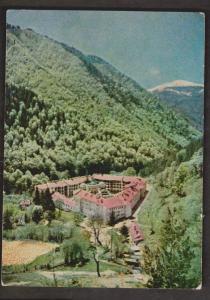 Rila Monastry Overall View, Rila, Bulgaria - Unused - Corner Wear
