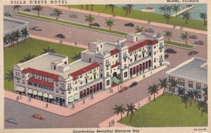 MIAMI , Florida, 1949 ; Villa D'Este Hotel