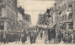 TORONTO (Ontario),  1906 ; Yonge Street looking North