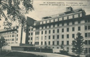 YOUNGSTOWN , Ohio , 1920-30s ; St. Elizabeth Hospital