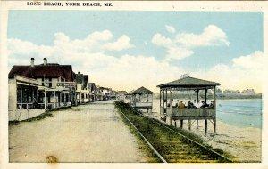 ME - York Beach. Long Sands