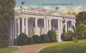 Florida Tallahssee Governor's Mansion