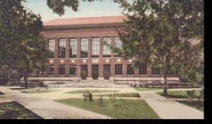 Michigan Ann Arbor The Main Library University Of Michigan  Albertype